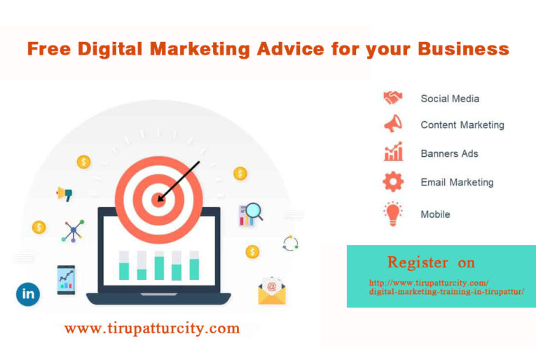 Digital Marketing Training in Tirupattur